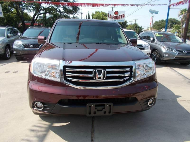 2012 Honda Pilot EX-L 4dr SUV - San Antonio TX