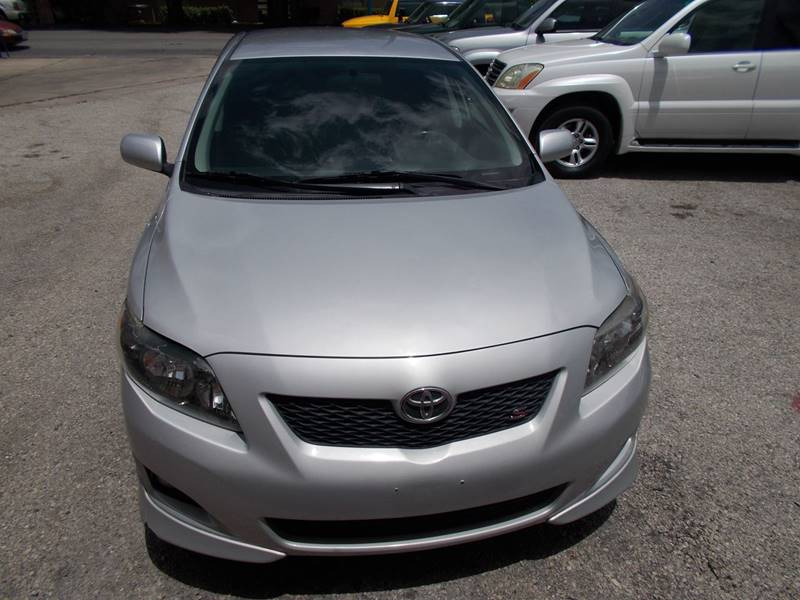 2009 Toyota Corolla S 4dr Sedan 4A - San Antonio TX