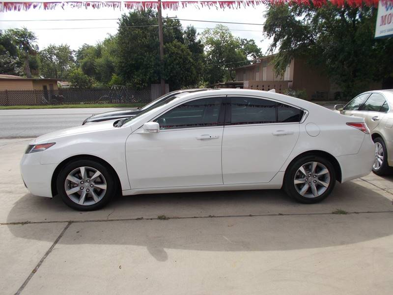2012 Acura TL 4dr Sedan w/Technology Package - San Antonio TX