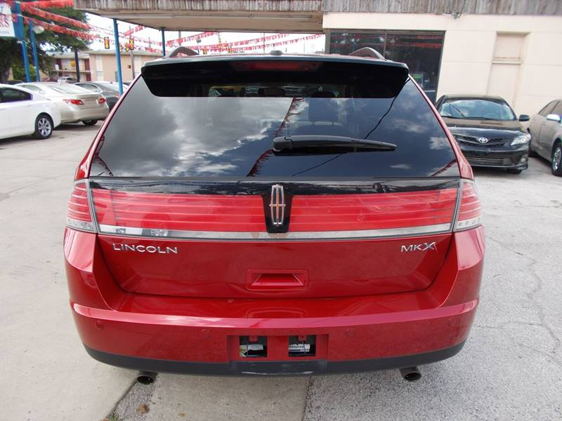 2010 Lincoln MKX 4dr SUV - San Antonio TX