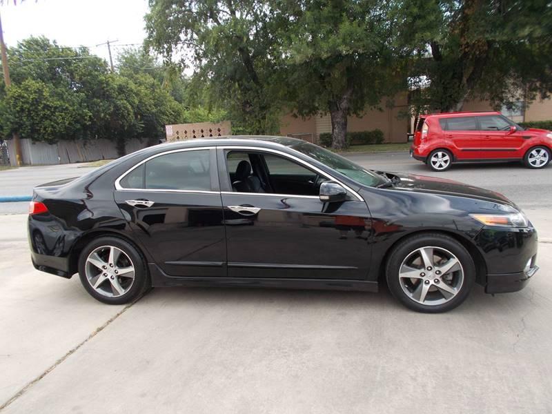 2012 Acura TSX 4dr Sedan 5A w/Special Edition - San Antonio TX