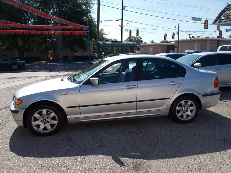 2003 BMW 3 Series AWD 325xi 4dr Sedan - San Antonio TX