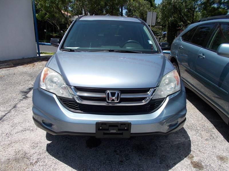 2010 Honda CR-V LX 4dr SUV - San Antonio TX