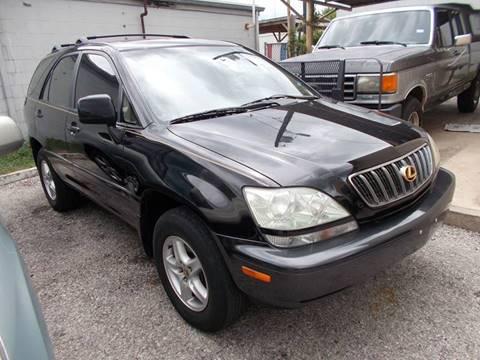 2002 Lexus RX 300 for sale in San Antonio, TX