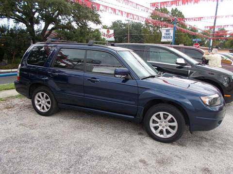 2006 Subaru Forester for sale in San Antonio, TX