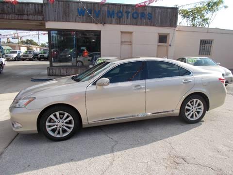 2012 Lexus ES 350 for sale in San Antonio, TX