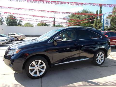 2010 Lexus RX 350 for sale in San Antonio, TX
