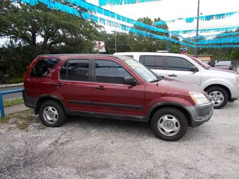 2002 Honda CR-V for sale in San Antonio, TX