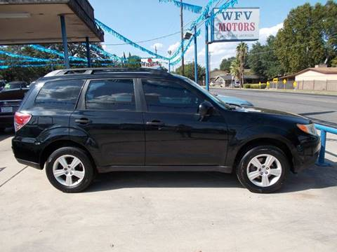 2013 Subaru Forester for sale in San Antonio, TX