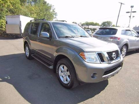 2009 Nissan Pathfinder for sale in Fairless Hills, PA