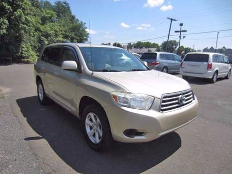 2008 Toyota Highlander for sale in Fairless Hills, PA