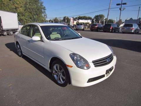 2006 Infiniti G35 for sale in Fairless Hills, PA