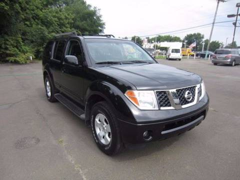 2006 Nissan Pathfinder for sale in Fairless Hills, PA