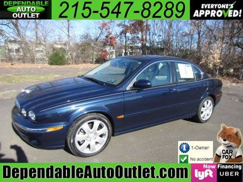 2006 Jaguar X-Type for sale in Fairless Hills, PA