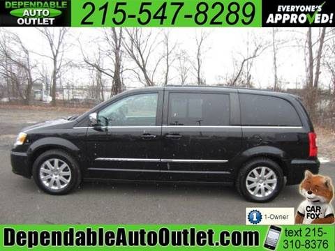2011 Chrysler Town and Country for sale in Fairless Hills, PA