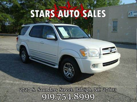 2007 Toyota Sequoia for sale in Raleigh, NC