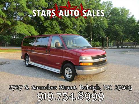 2006 Chevrolet Express Passenger for sale in Raleigh, NC