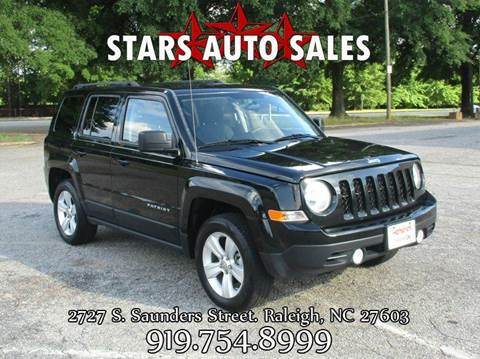 2013 Jeep Patriot for sale in Raleigh, NC