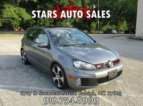 2011 Volkswagen GTI for sale in Raleigh, NC