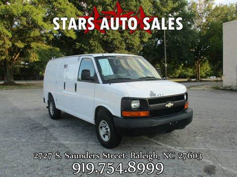 2007 Chevrolet Express Cargo for sale in Raleigh, NC