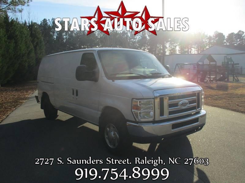 2012 Ford E-Series Cargo E-150 3dr Cargo Van In Raleigh NC