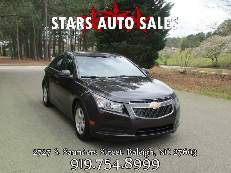 2014 Chevrolet Cruze 1LT Auto 4dr Sedan w/1SD In Raleigh NC - Stars