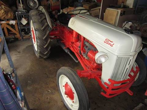 1942 Ford 2 N Tractor for sale in Tifton, GA