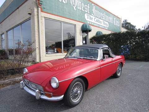 1967 MG B for sale in Tifton, GA