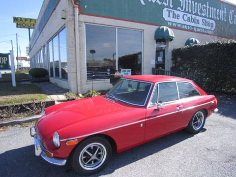 1971 MG B for sale in Tifton, GA