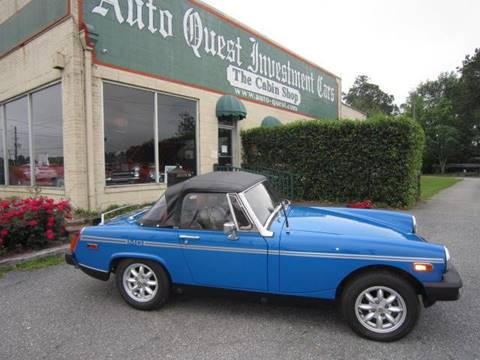 1976 MG Midget for sale in Tifton, GA