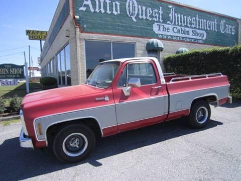 1980 Chevrolet Silverado 1500 for sale in Tifton, GA