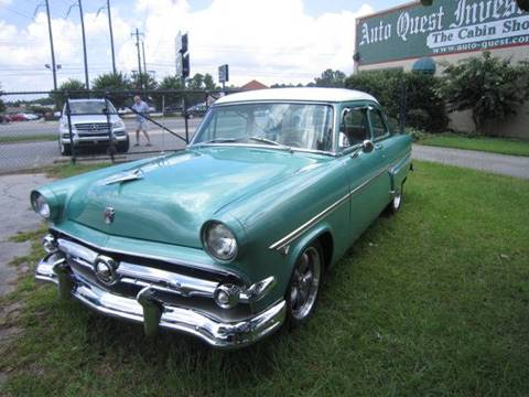 1954 Ford Crestline for sale in Tifton, GA