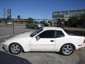 1988 Porsche 944 for sale in Tifton, GA