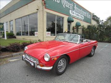 1970 MG MGB for sale in Tifton, GA