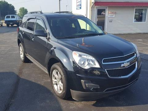 2012 Chevrolet Equinox for sale at Larry Schaaf Auto Sales in Saint Marys OH