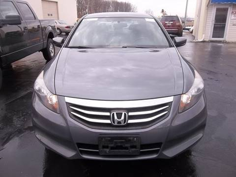 2011 Honda Accord for sale at Larry Schaaf Auto Sales in Saint Marys OH