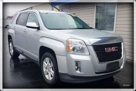 2012 GMC Terrain for sale at Larry Schaaf Auto Sales in Saint Marys OH