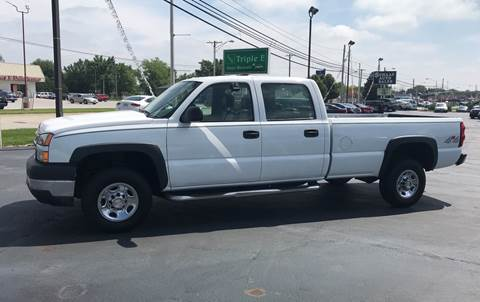 2007 Chevrolet Silverado 2500HD Classic for sale at Larry Schaaf Auto Sales in Saint Marys OH