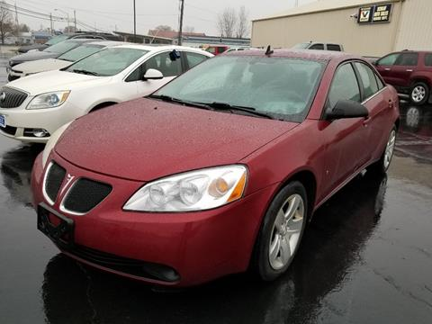 2009 Pontiac G6 for sale in Saint Marys, OH