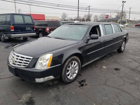 2011 Cadillac DTS Pro for sale at Larry Schaaf Auto Sales in Saint Marys OH