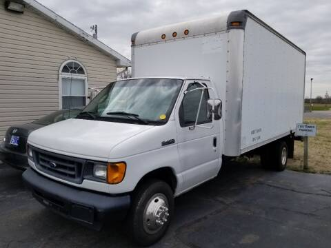 2006 Ford E-Series Chassis for sale at Larry Schaaf Auto Sales in Saint Marys OH