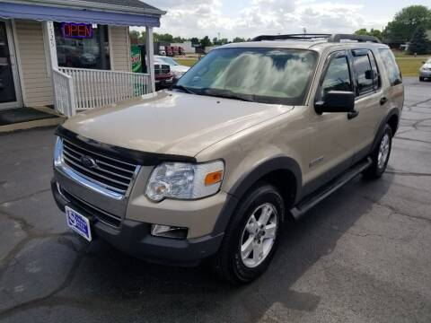 2006 Ford Explorer for sale at Larry Schaaf Auto Sales in Saint Marys OH