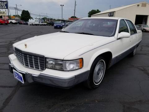 1995 Cadillac Fleetwood for sale at Larry Schaaf Auto Sales in Saint Marys OH