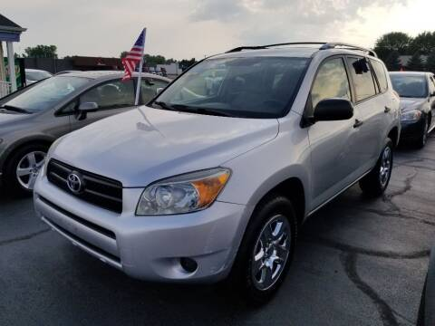 2008 Toyota RAV4 for sale at Larry Schaaf Auto Sales in Saint Marys OH