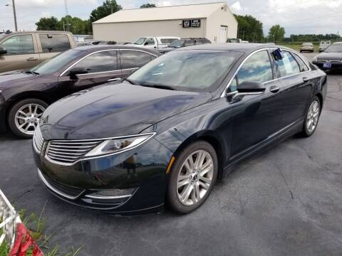 2014 Lincoln MKZ for sale at Larry Schaaf Auto Sales in Saint Marys OH
