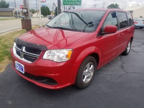 2013 Dodge Grand Caravan for sale at Larry Schaaf Auto Sales in Saint Marys OH