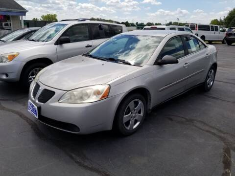 2007 Pontiac G6 for sale at Larry Schaaf Auto Sales in Saint Marys OH