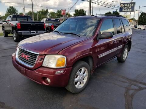 2005 GMC Envoy for sale at Larry Schaaf Auto Sales in Saint Marys OH