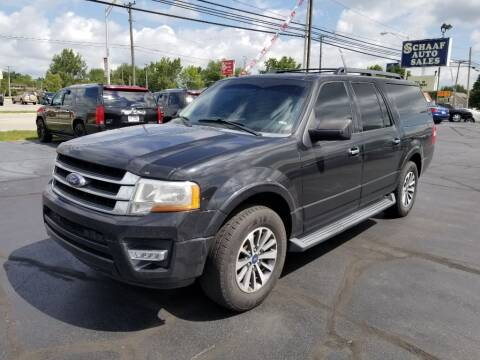 2017 Ford Expedition EL for sale at Larry Schaaf Auto Sales in Saint Marys OH
