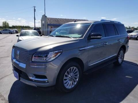 2019 Lincoln Navigator for sale at Larry Schaaf Auto Sales in Saint Marys OH